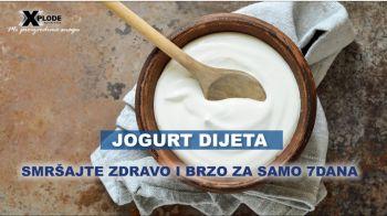 Jogurt dijeta