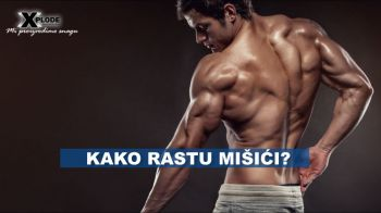 Kako rastu mišići?