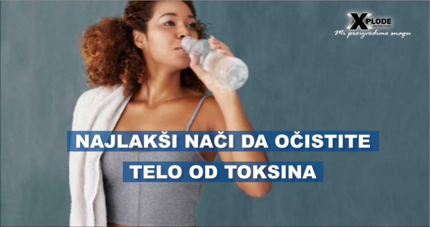 Najlakši način da očistite telo od toksina