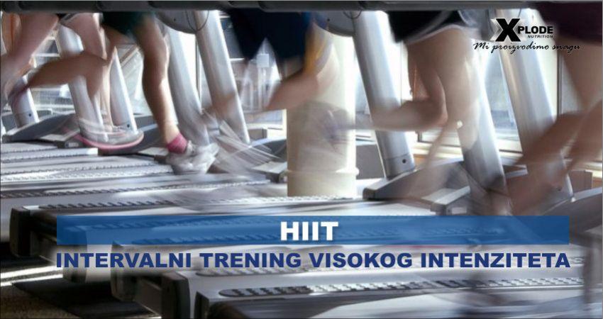 HIIT – Intervalni trening visokog intenziteta