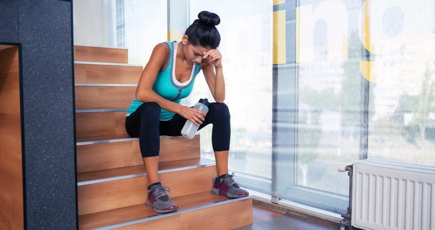 Izbegnite prtreniranost - Xplode Nutrition
