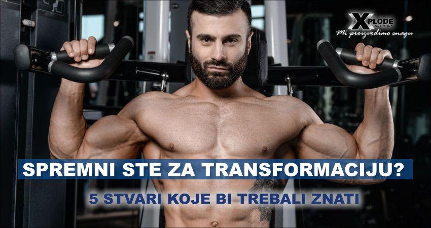 Spremni ste za transformaciju?