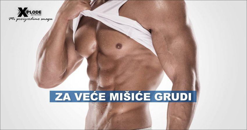 Za veće mišiće grudi