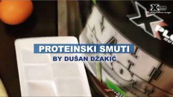 Proteinski smuti by Dušan Džakić